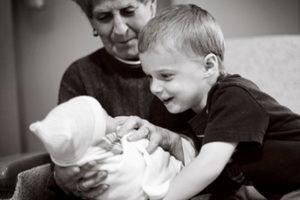 赤ちゃん を 抱っこ する 夢
